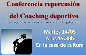 Conferencia  importancia del Coaching