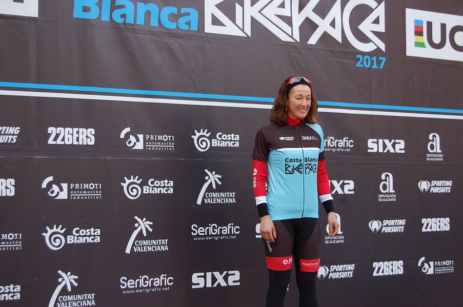 Costablanca Bike Race 2017 Polop