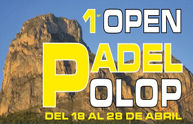 I open Padel polop